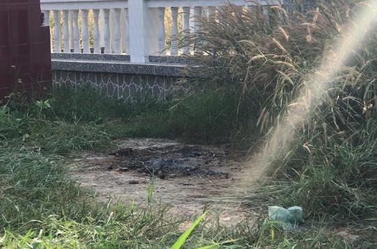 Tin mới vụ thi thể bị đốt cháy trong nghĩa trang ở Củ Chi