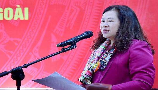 Tăng cường hợp tác về tố tụng dân sự, hành chính giữa TANDTC và Bộ Ngoại giao
