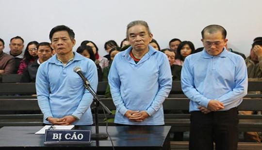 Tử tù Vũ Việt Hùng tiếp tục bị tuyên án 7 năm tù