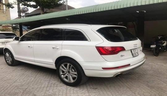 Điều tra vụ 2 xe sang Audi cùng biển số, chung giấy đăng ký
