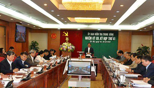 UBKT Trung ương: Ông Hoàng Trung Hải có vi phạm liên quan tới Dự án TISCO II