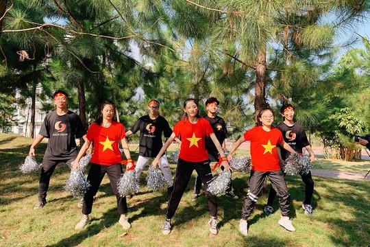 Trận chung kết Việt Nam – Indonesia: Nhiều trường ĐH tổ chức cho sinh viên xem