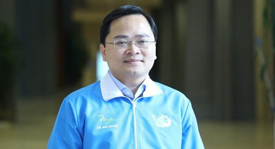 Tân Chủ tịch Hội Liên hiệp Thanh niên Việt Nam – Nguyễn Anh Tuấn