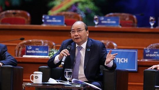 Thủ tướng: Các vận động viên bóng đá nữ Việt Nam đã đá vượt trên 100% sức lực