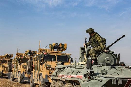 Tin vắn thế giới ngày 13/12: Bộ Ngoại giao Nga tuyên bố đã rút hết lực lượng người Kurd ở Syria