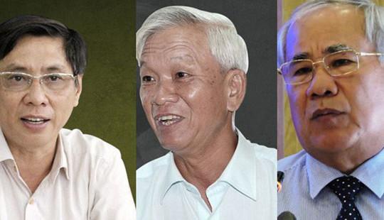 Thủ tướng cách chức Chủ tịch, Phó Chủ tịch UBND tỉnh Khánh Hòa