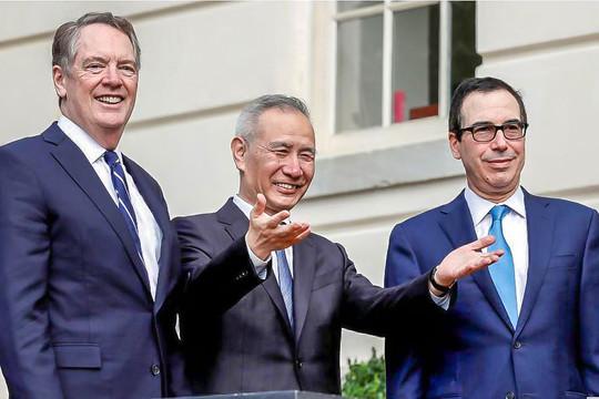 Xuất khẩu của Hoa Kỳ sang Trung Quốc tăng gần gấp đôi trong Thỏa thuận thương mại giai đoạn 1