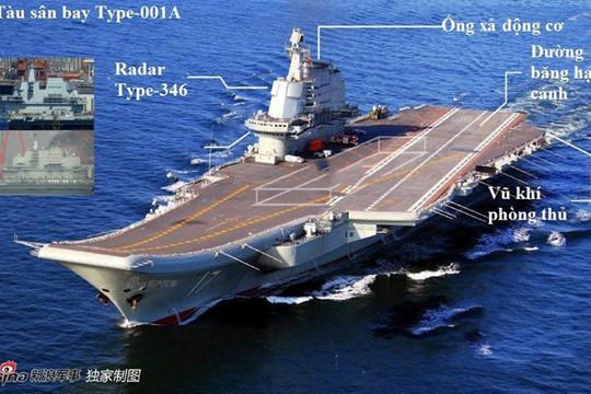 Tin vắn thế giới ngày 19/12: Trung Quốc hạ thủy tàu sân bay tự đóng đầu tiên