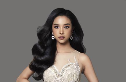 Thúy An khoe 2 mẫu đầm dạ hội đẹp mê hoặc cho đêm chung kết Miss Intercontinental