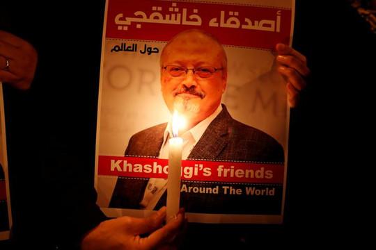 5 án tử hình và 3 án tù cho những kẻ giết nhà báo Khashoggi
