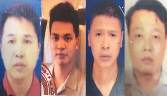"""Tử hình 4 bị cáo """"xuất khẩu"""" 250 bánh heroin sang Trung Quốc"""