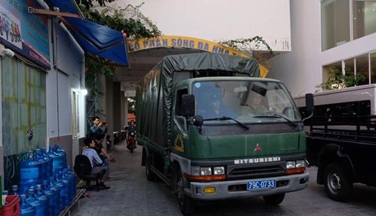 Bắt tạm giam nguyên Tổng Giám đốc Công ty CP Sông Đà Nha Trang