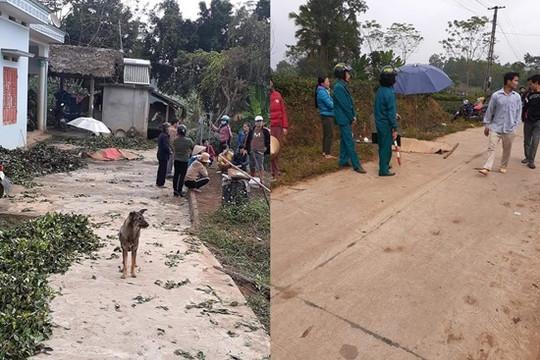 Thảm sát kinh hoàng ở Thái Nguyên, 6 người thương vong