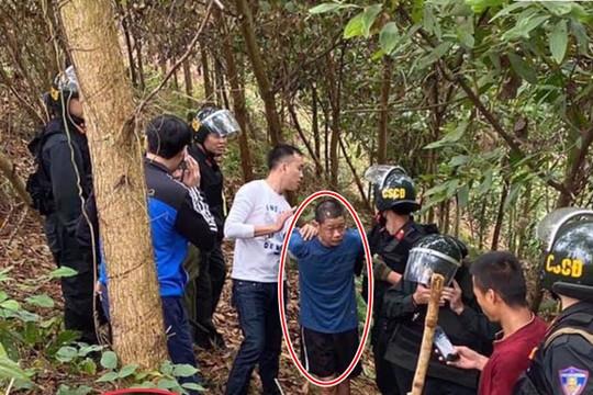 Nghi can thảm sát ở Thái Nguyên đã bị bắt