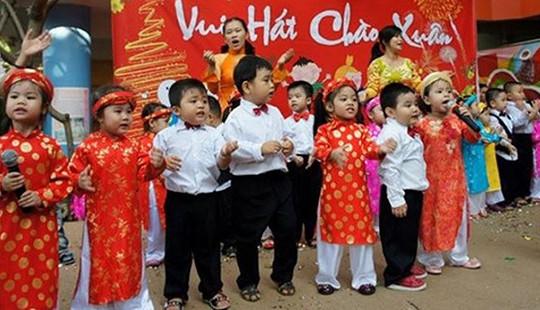 Bạc Liêu cho học sinh nghỉ Tết Nguyên đán Canh Tý 2 tuần