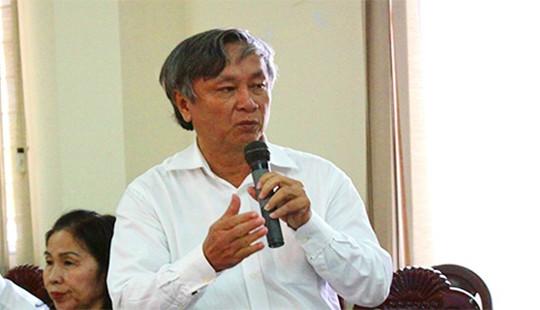 Truy tố nguyên Giám đốc Sở Y tế Long An vì làm thất thoát ngân sách Nhà nước