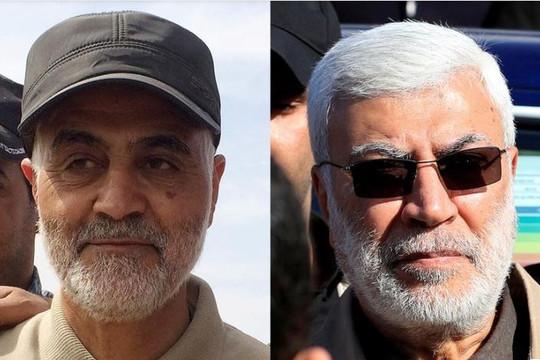 Mỹ tiêu diệt Thiếu tướng Qassem Soleimani của Iran