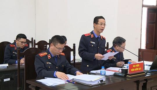Cựu Chủ tịch UBND TP Đà Nẵng Trần Văn Minh bị đề nghị mức án từ 25- 27 năm tù