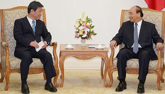 Việt Nam-Nhật Bản: Thúc đẩy tăng cường liên kết giữa hai nền kinh tế