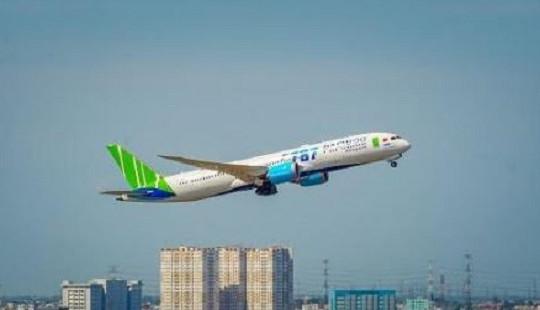 Bamboo Airways bay đúng giờ nhất toàn ngành hàng không Việt Nam cả năm 2019