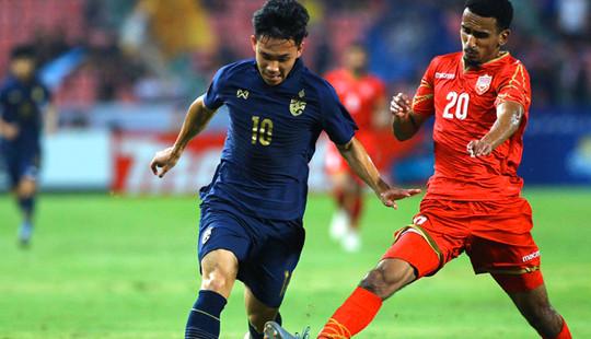 Cơn mưa bàn thắng, U23 Thái Lan cụ thể hoá tham vọng giành vé dự Olympic Tokyo 2020