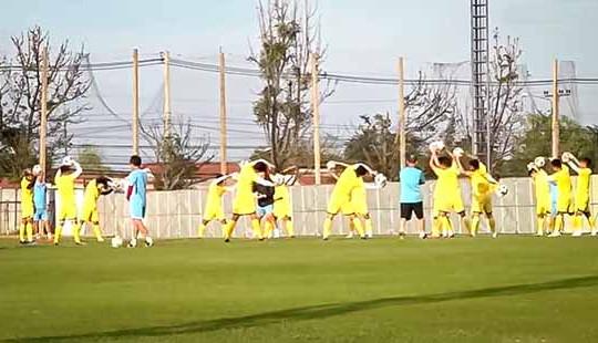 HLV Park Hang Seo kỷ luật 2 cầu thủ trước ngày thi đấu chính thức