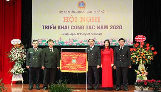 TAND cấp cao tại Hà Nội: Hoàn thành vượt mức các kế hoạch, chỉ tiêu công tác
