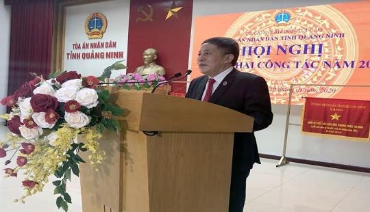 TAND tỉnh Quảng Ninh: Tiếp tục nâng cao chất lượng xét xử các loại án