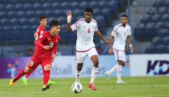 U23 Việt Nam - U23 UAE chia điểm đáng tiếc ở trận ra quân VCK U23 châu Á