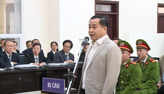 Vợ Phan Văn Anh Vũ đề nghị HĐXX xem xét quyền lợi trong một số tài sản kê biên