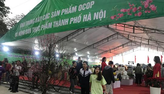 170 DN tham dự Hội chợ hàng hóa nông sản thực phẩm Tết Canh Tý năm 2020