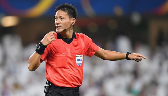 Lộ diện trọng tài bắt chính trận U23 Việt Nam gặp U23 Jordan