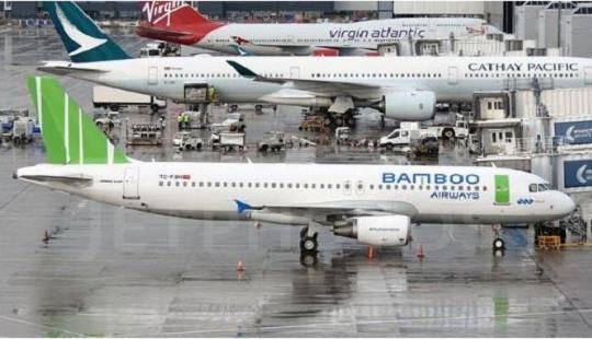 Thị phần hàng không Việt chuyển dịch mạnh vì Bamboo Airways