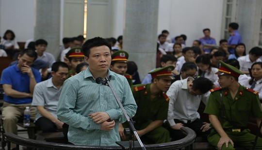 Hà Văn Thắm nhận thêm bản án 15 năm tù