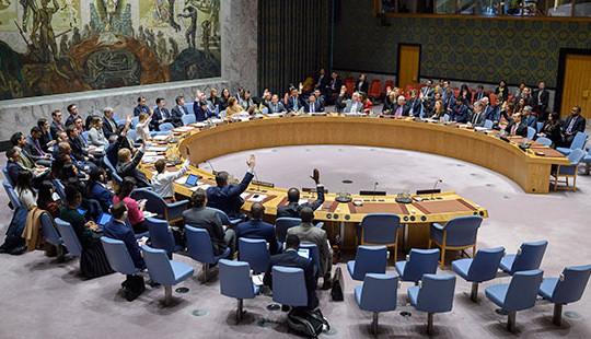 Việt Nam chủ trì cuộc họp của HĐBA, thông qua nghị quyết về Yemen