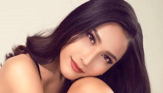 Hoài Sa thi Hoa hậu Chuyển giới Quốc tế 2020