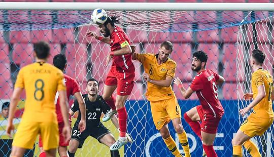 U23 Syria kiên cường nhưng vẫn bị loại sau 120 phút thi đấu tại tứ kết VCK U23 châu Á 2020