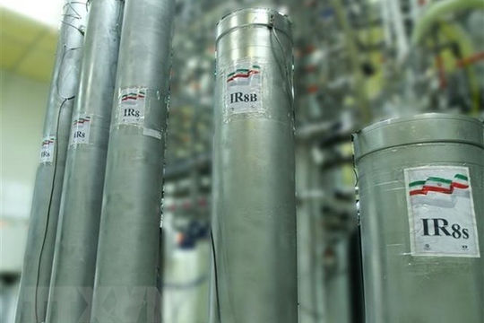 Iran vẫn tham gia thỏa thuận hạt nhân JCPOA năm 2015