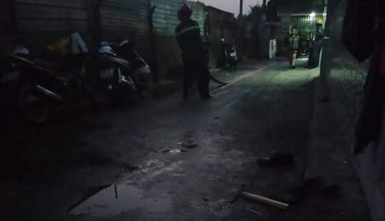 Cháy nhà dân ngày cận Tết, 5 người tử vong