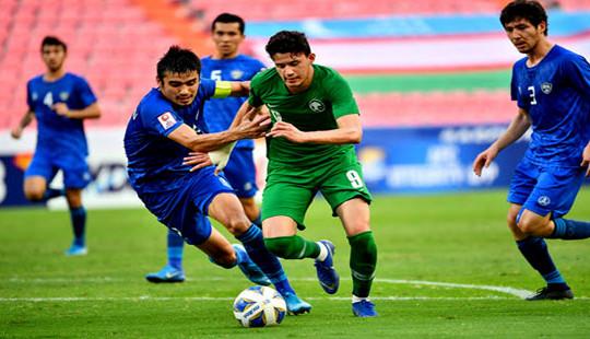 U23 Saudi Arabia biến U23 Uzbekistan trở thành cựu vương U23 châu Á