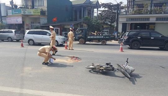 Gần 40 người thương vong do tai nạn giao thông trong ngày mùng 2 Tết