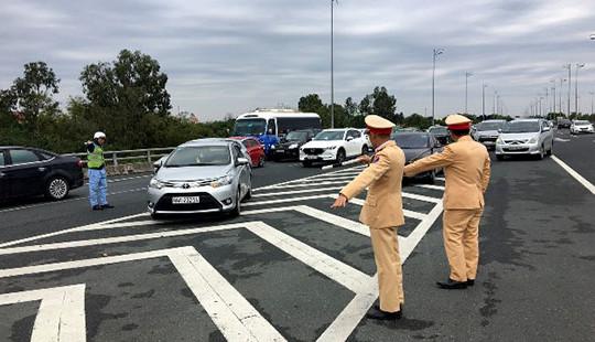 VEC quản lý, khai thác, vận hành các tuyến cao tốc đảm bảo ATGT dịp Tết
