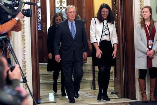 Thượng viện Mỹ từ chối gọi nhân chứng, phiên tòa luận tội đi đến hồi kết