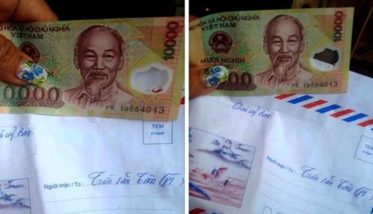 Xôn xao quà mừng thọ 10 ngàn đồng cho các cụ cao tuổi ở Nghệ An