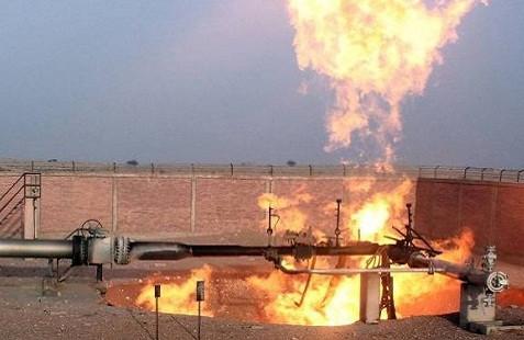 Đường ống dẫn khí đốt từ Israel sang Ai Cập bất ngờ phát nổ