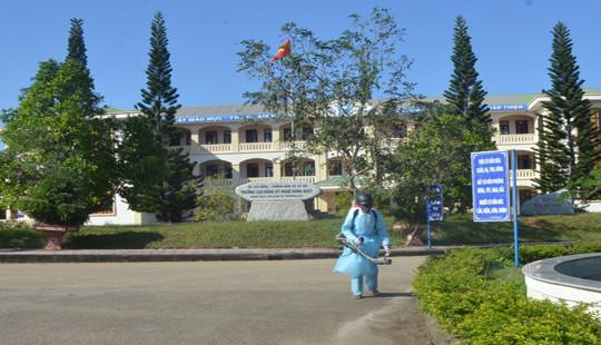 Quảng Ngãi: Cách ly 227 lao động Trung Quốc theo dõi dịch virus Corona