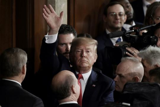 Phiên tòa luận tội Tổng thống: Ông Trump được Thượng viện tha bổng