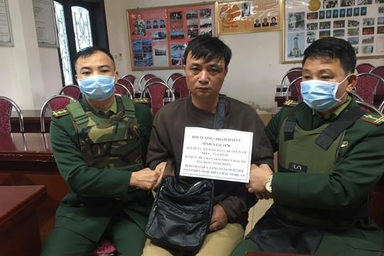 Đối tượng mang 4 bánh heroin từ Nghệ An vào miền Nam tiêu thụ