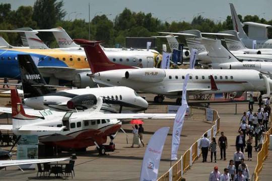 Công ty Quốc phòng Mỹ rút khỏi Singapore Airshow vì dịch virus corona