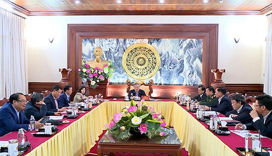 TANDTC thành lập Ban Chỉ đạo tổ chức hoạt động kỷ niệm các sự kiện của đất nước và hệ thống TAND
